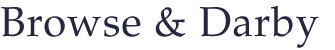 Browse & Darby Logo