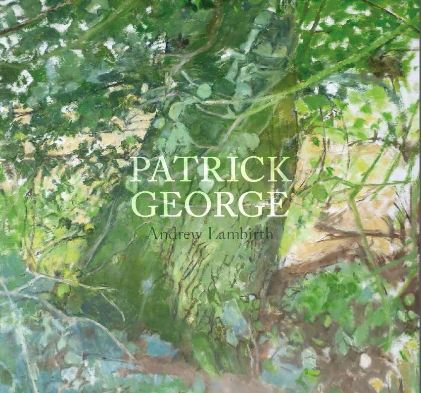 PATRICK GEORGE, book launch