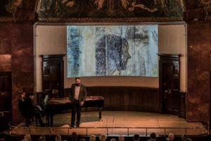 MATTHEW ROSE - bass; GARY MATTHEWMAN - piano; Wigmore Hall; London, UK; 15 February 2017; Winterreise by Schubert; Images by Victoria Crowe; Photo credit: © CLIVE BARDA/ArenaPAL;